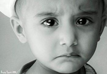 hurt child